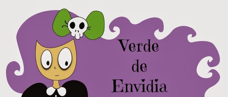 Verde de Envidia