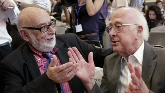 Nobel Fisika Higgs Boson