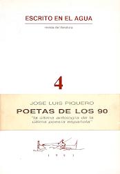 Poetas de los 90