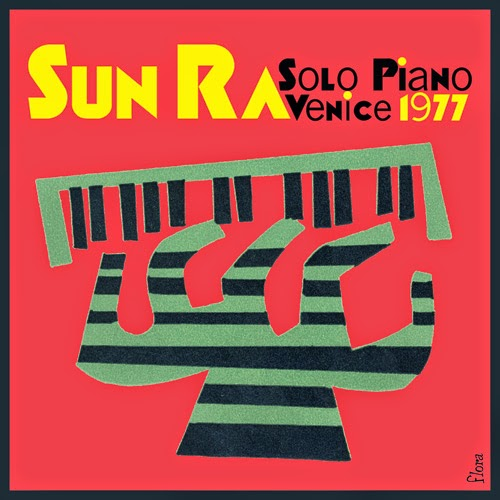 Sun Ra - Solo Piano - Volume 1