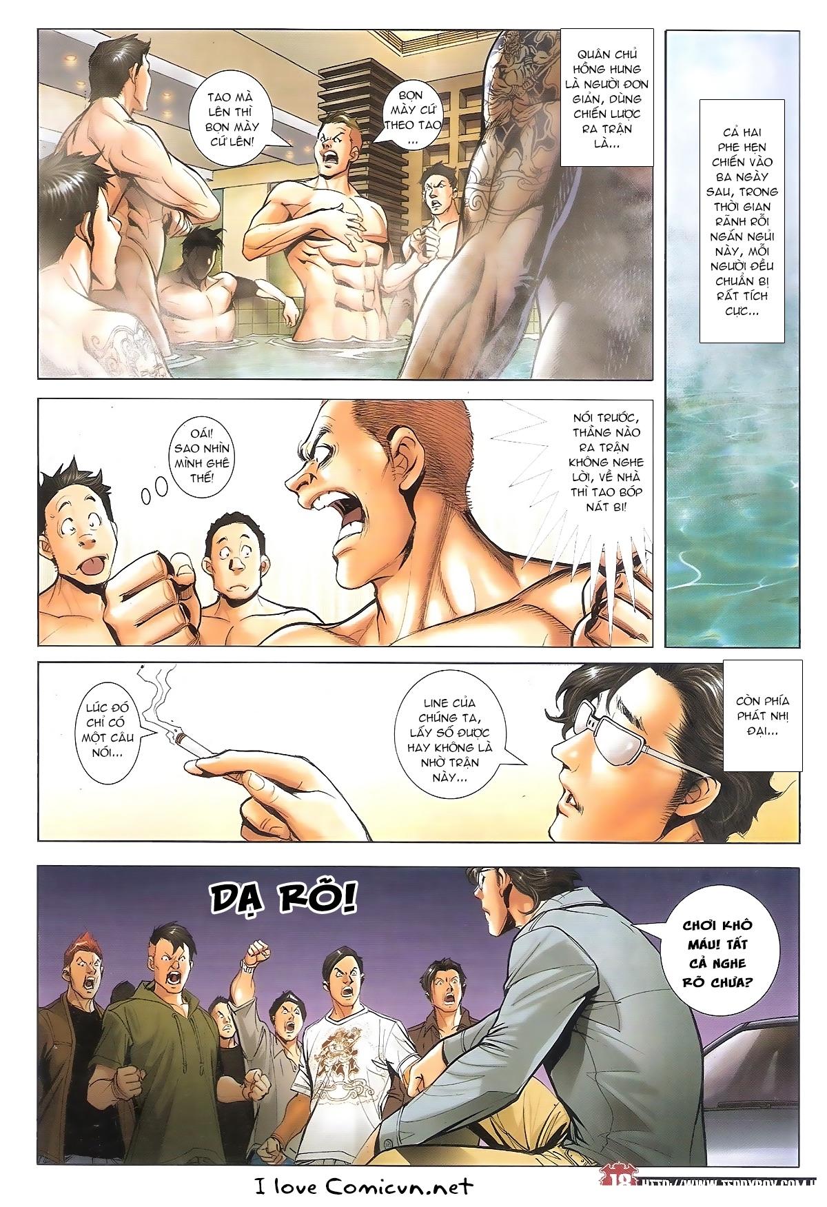 NGƯỜI TRONG GIANG HỒ trang 16