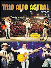 DVD - Trio Alto Astral Ao Vivo