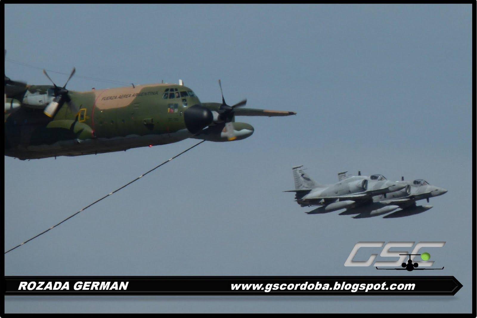 Fuerza aerea argentina