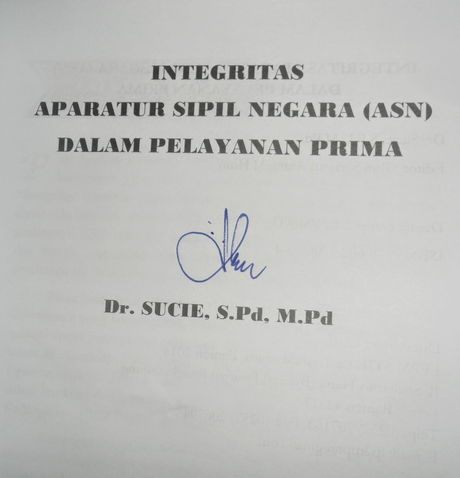 Referensi DIklat PIM III dan PIM IV