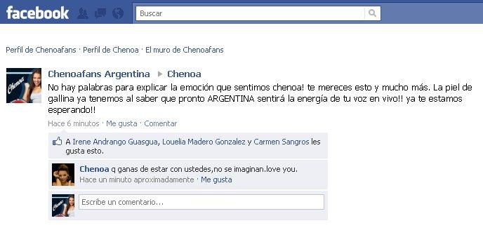 univision foro de chenoa: