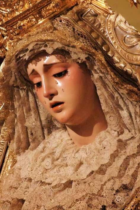 María Stma de la Angustia