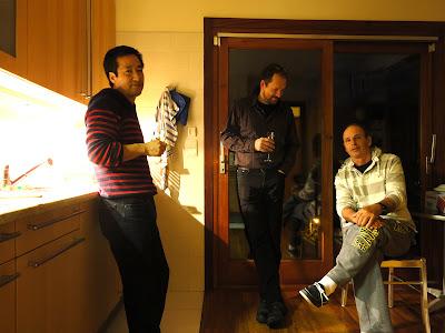 Chang Man Yoon, Sacha Frey, Michael Masuch