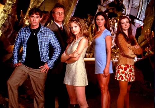 Buffy Vampiros Series Tropa Friki
