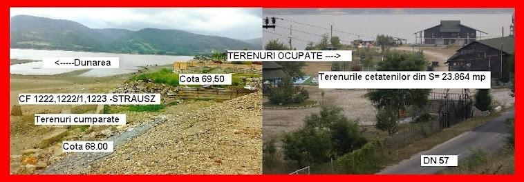 SITUATIA TERENURILOR IMPLICATE IN VINZARE