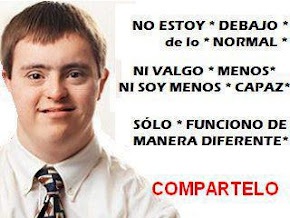 {no discrimines, si no queres ser discriminado}