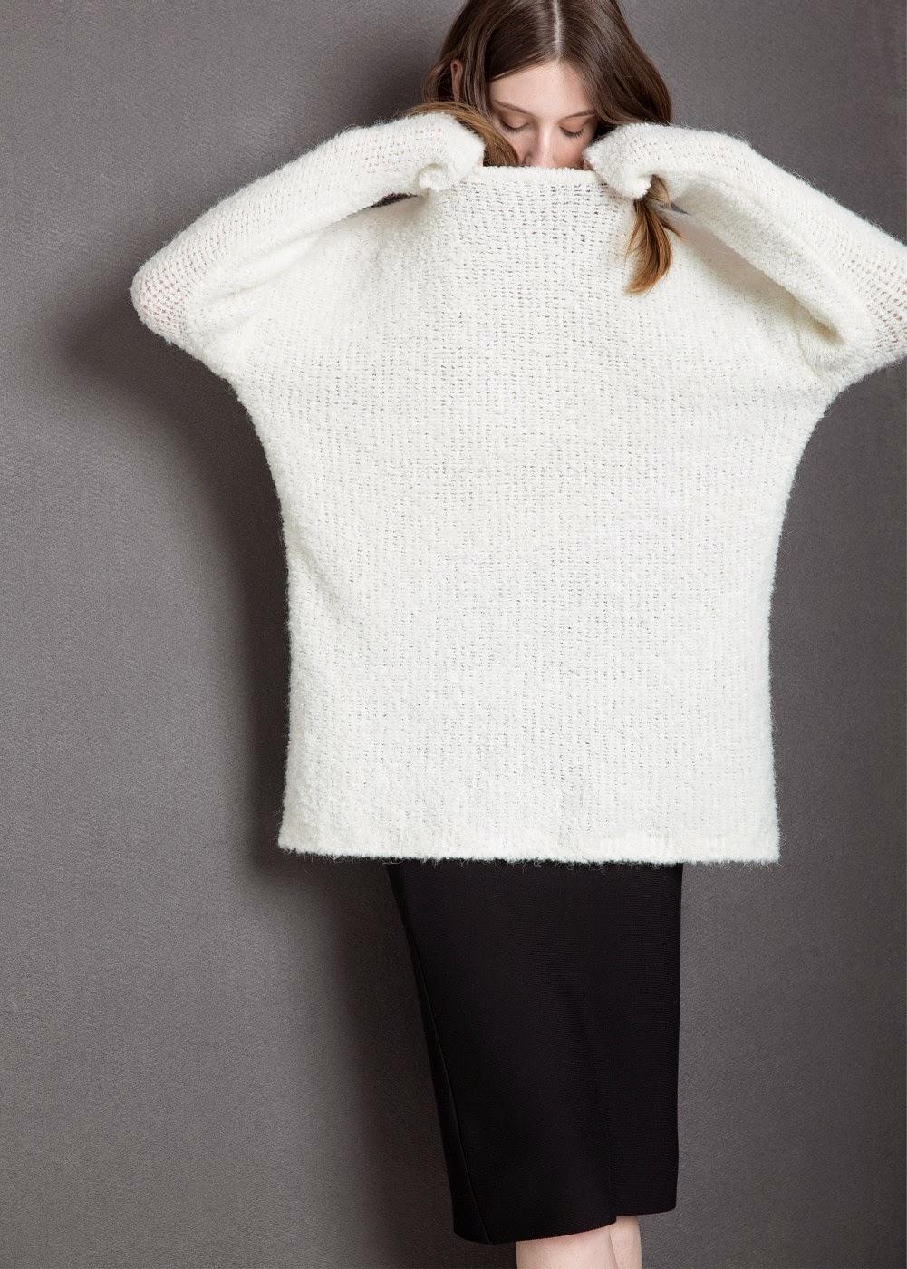 Camisola de Lã MANGO - A TITA CATITA