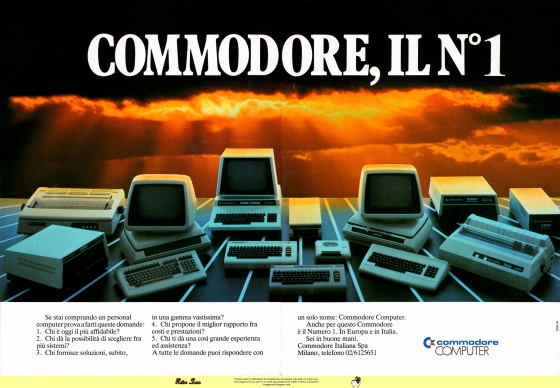 Commodore PC(1983)