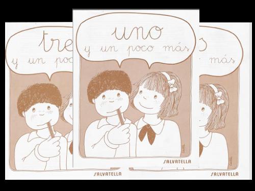 cuadernillos infantil