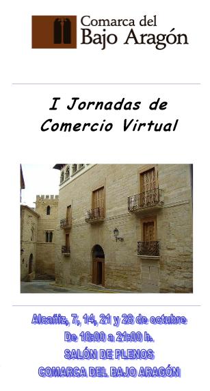 I Jornadas de Comercio Virtual del Bajo Aragón