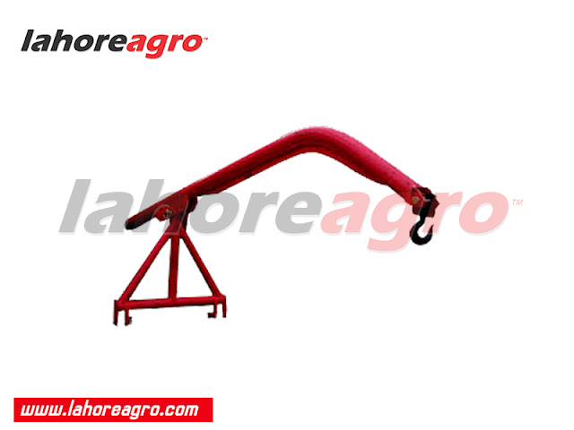 Jib Crane, Implement