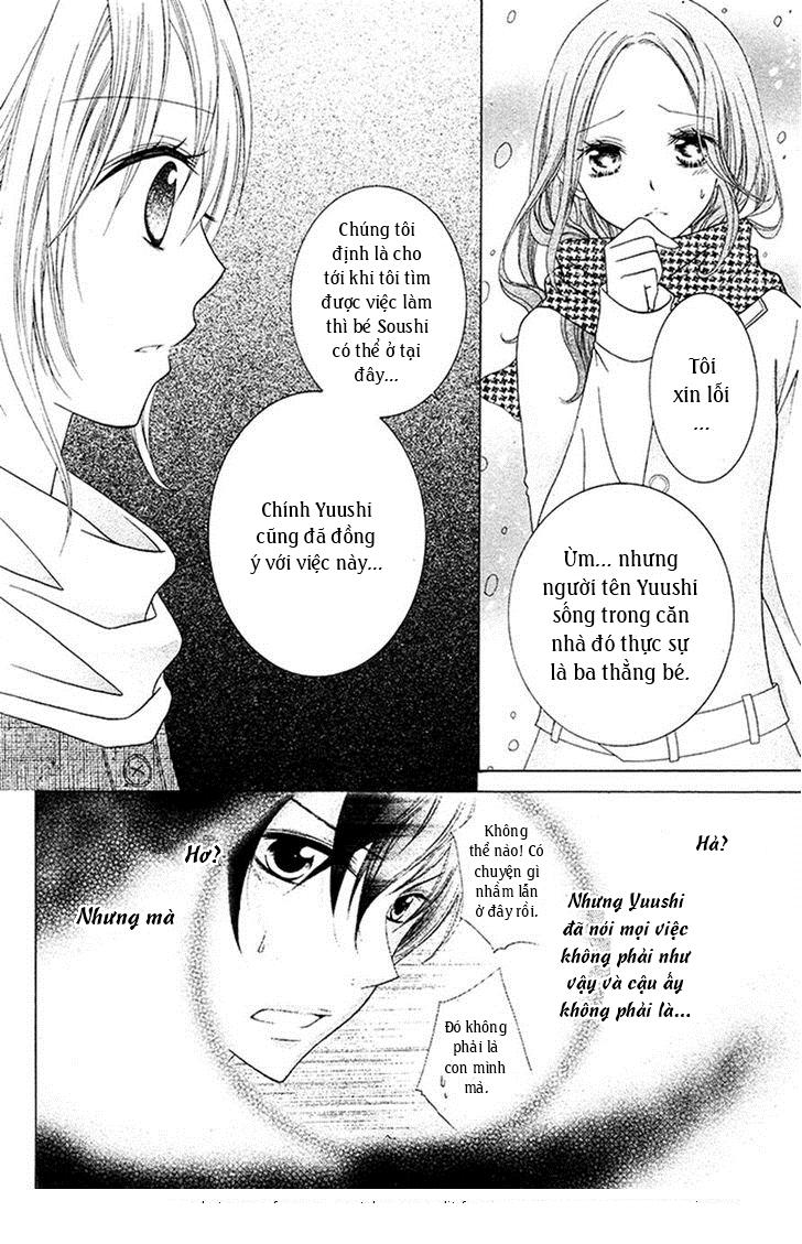 Papa to Mama Hajimemashita chap 3 - Trang 19