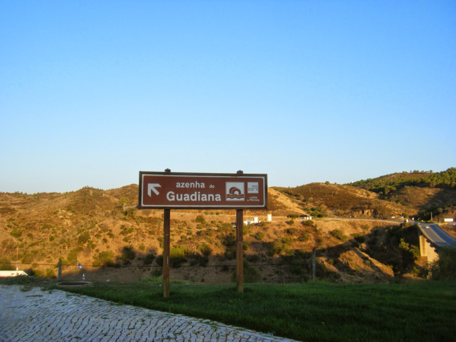 Placa Azenha do Guadiana