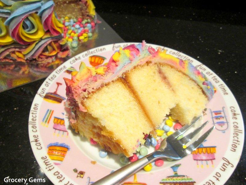 Birthday Cakes Asda In Store ~ Grocery gems: new asda surprise piñata cake!