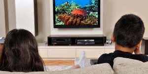 Cara sehat menonton tv
