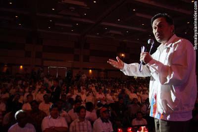 Konvensyen PKR - Anwar Ibrahim