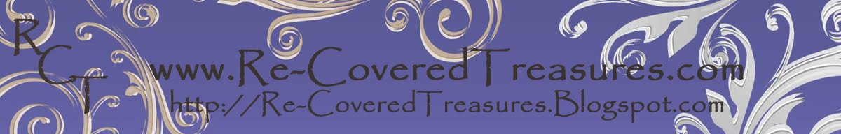 Re-CoveredTreasures Blog (www.re-coveredtreasures.com)