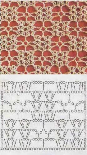 Crochet Y Stitch : MES FAVORIS TRICOT-CROCHET: 150 points au crochet