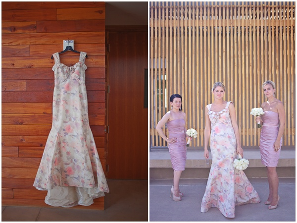 printed wedding gowns bridesmaid dresses