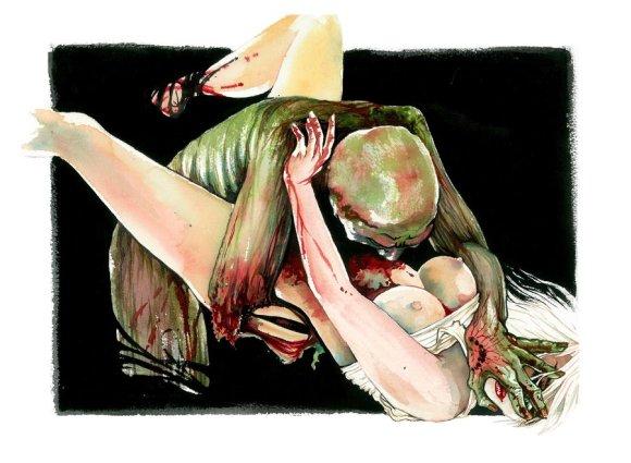 morgan wilson luxnova deviantart pintura mulheres sexo bizarro sensual