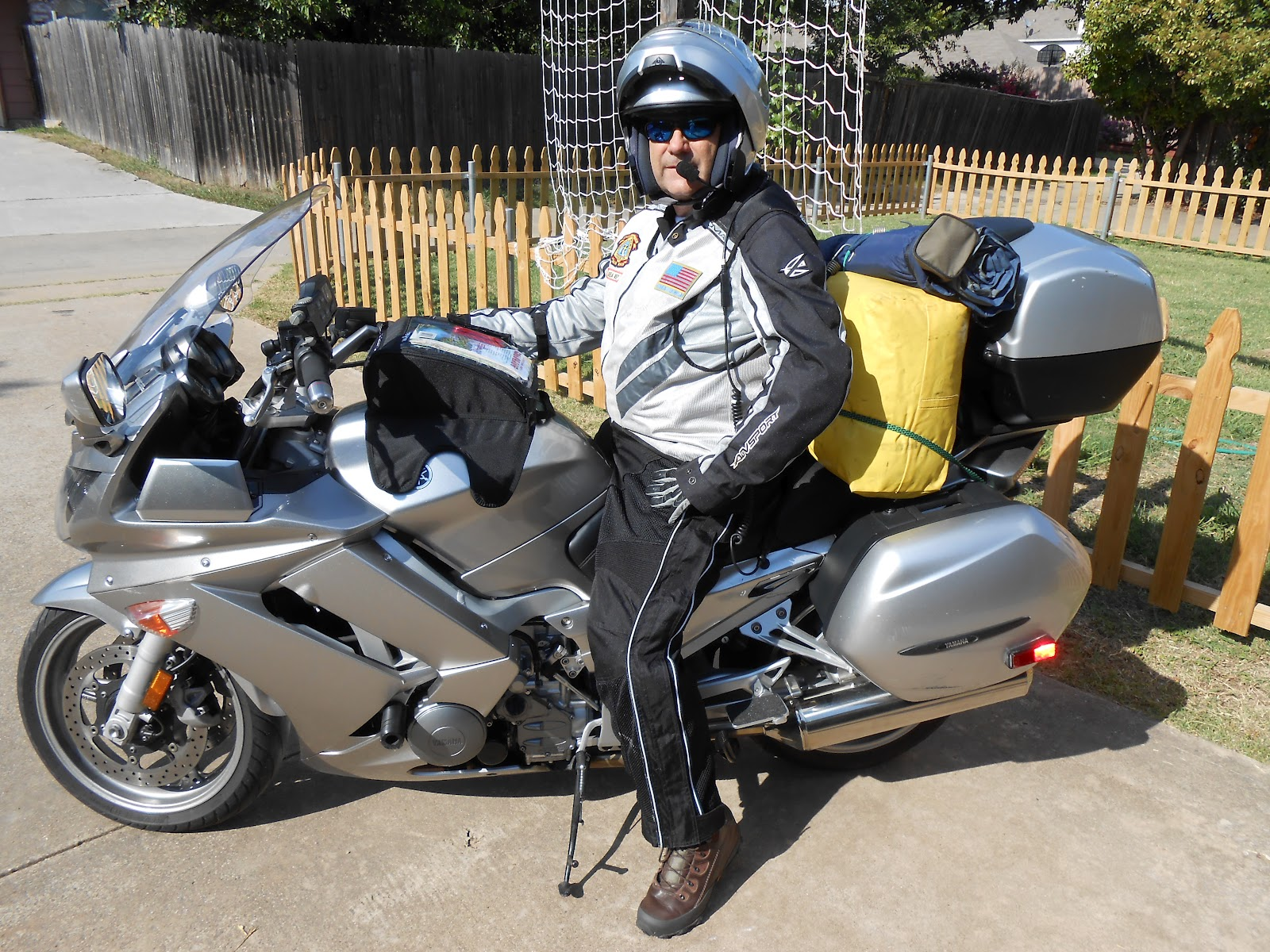 Ordinary Biker Oz: Two years on the Yamaha FJR - a review