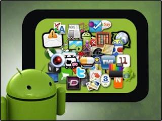 Aplikasi Android Terlaris Dunia 2012
