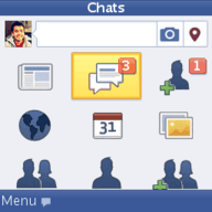 facebook chat mobile java