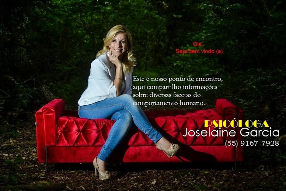 PSICÓLOGA JOSELAINE GARCIA
