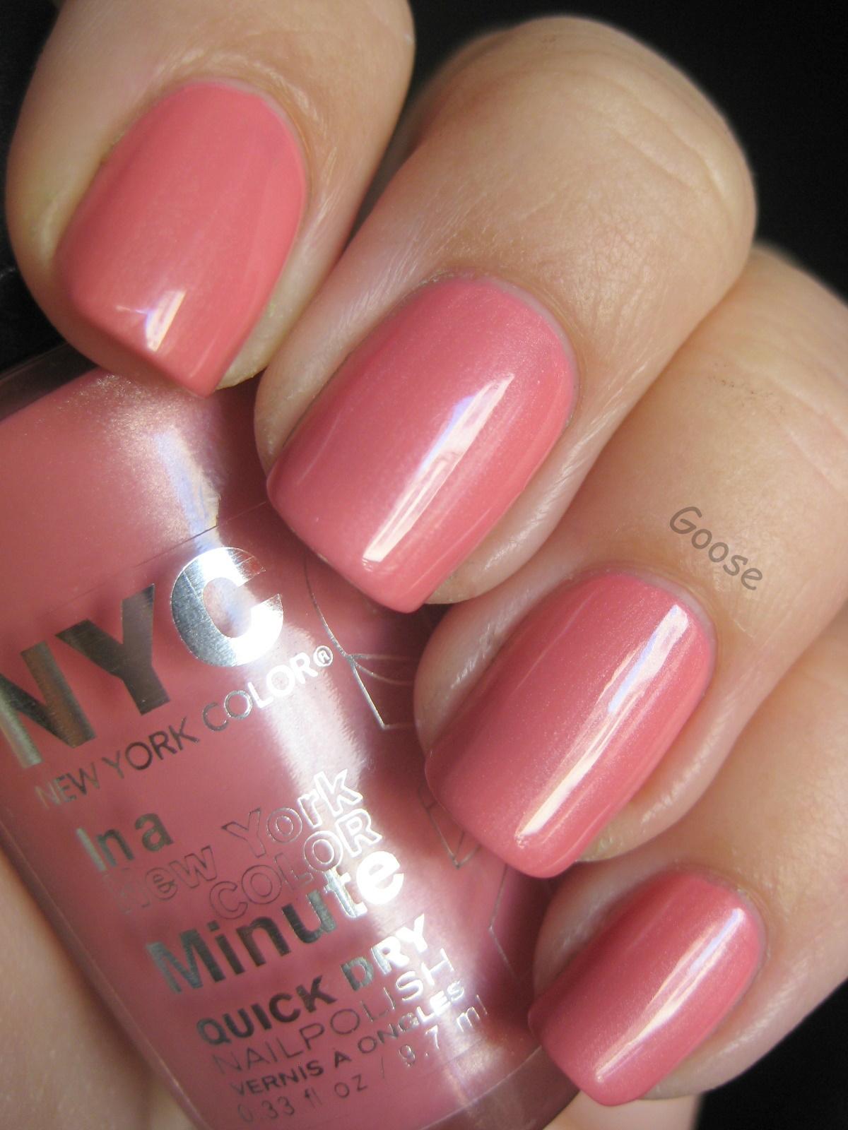 Goose\'s Glitter: NYC - Prospect Park Pink