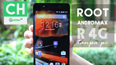 Tutorial Root Andromax R Tanpa PC
