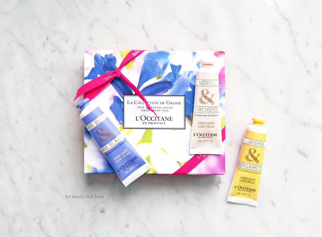 LOccitane La Collection De Grasse Hand Creams