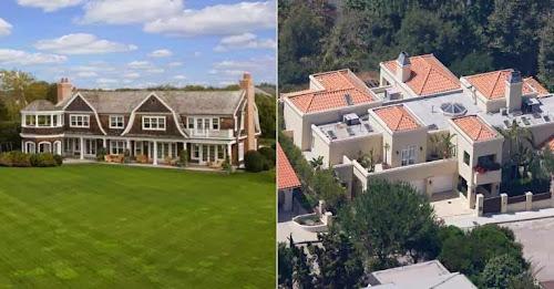 Conheça as casas e mansões dos famosos