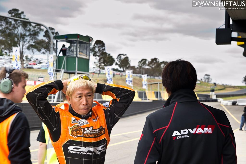 World Time Attack Challenge, WTAC, 2012, wyścigi, racing, japońskie sportowe samochody, profesjonalne, najszybsze, Tarzan Yamada, Cyber Evo