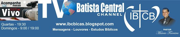 Igreja Batista Central em Bicas