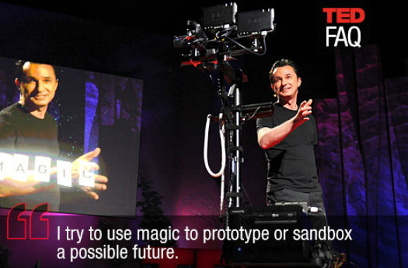 Amazing videos of magic……. And digital technology!!