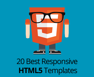 20 best responsive html5 templates 2015 my blogger lab