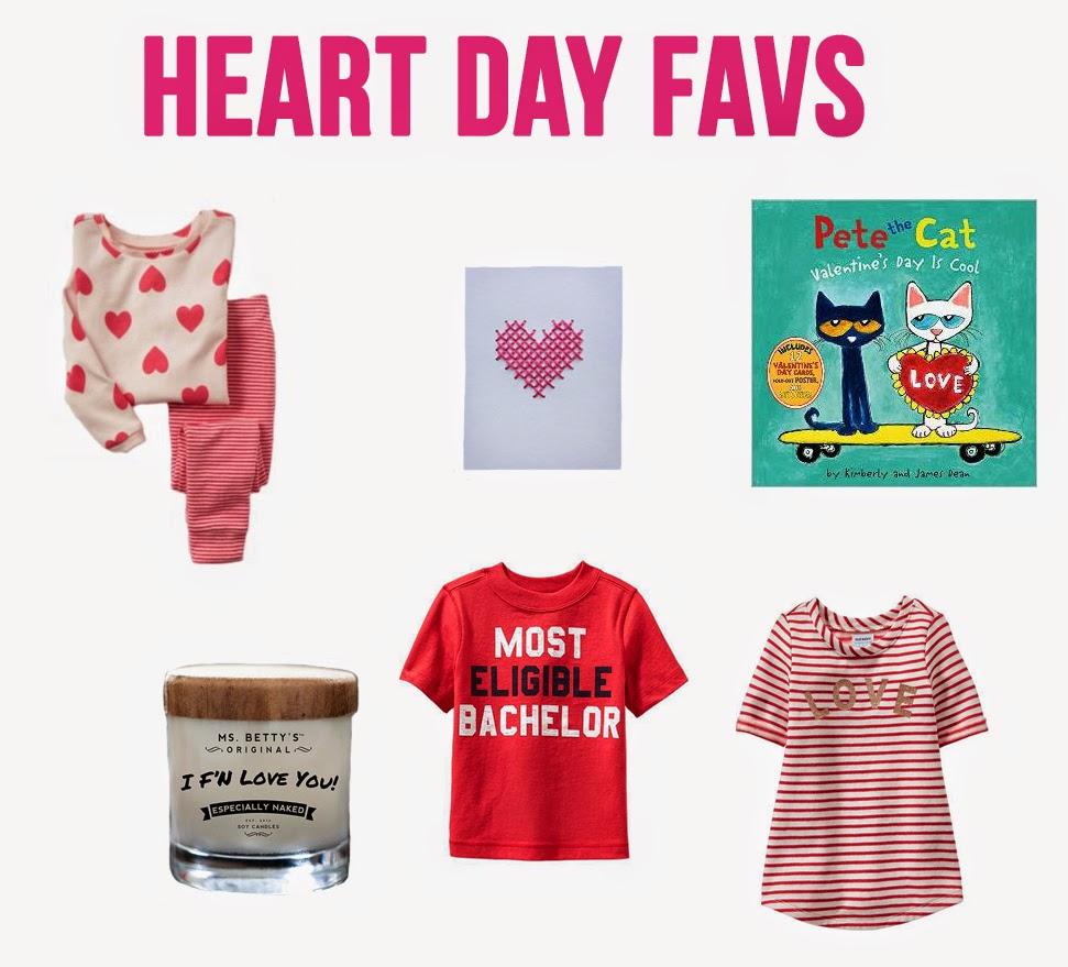 Valentine's Day Favorites | www.bubblesandgold.com