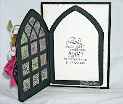 Stamps - Our Daily Bread Designs Cathedral Window Wood, Sharing your Sorrow, Quote Collection 3, ODBD Custom Cathedral Window and Border Dies, Recipe Card and Tags Die