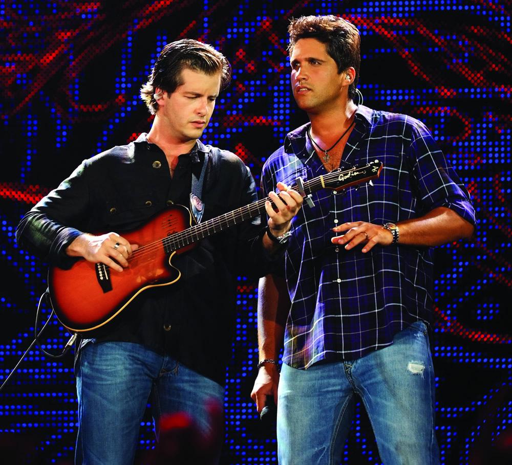 Próximos shows Victor e Leo Abril Maio Junho 2014