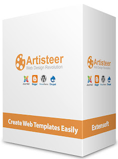 artisteer, web design, software, blogger template, template designer, create, css, html