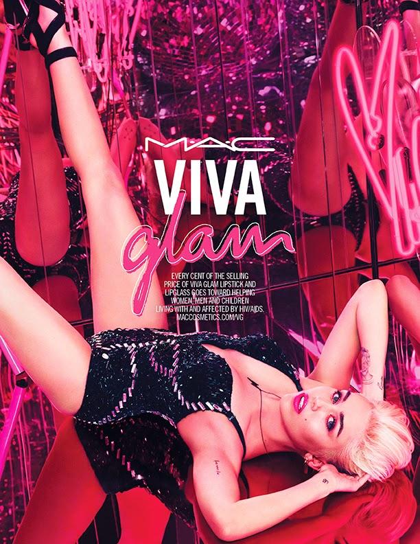 mac miley cyrus viva glam lipstick