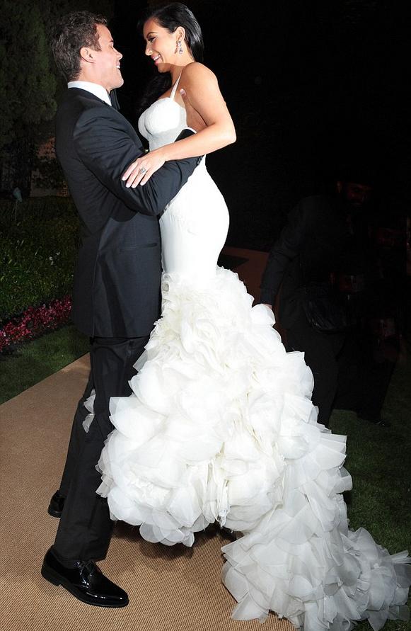 Wedding Dress Kim Kardashian Vera Wang - Wedding Dress Shops