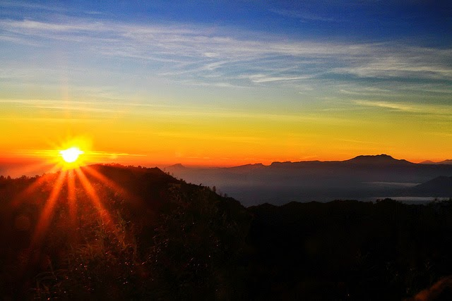 Bromo Sunrise at Pananjakan hill