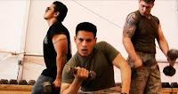 [VID] Lipsync Satu Kompi Tentara Amerika Saingan Briptu Norman