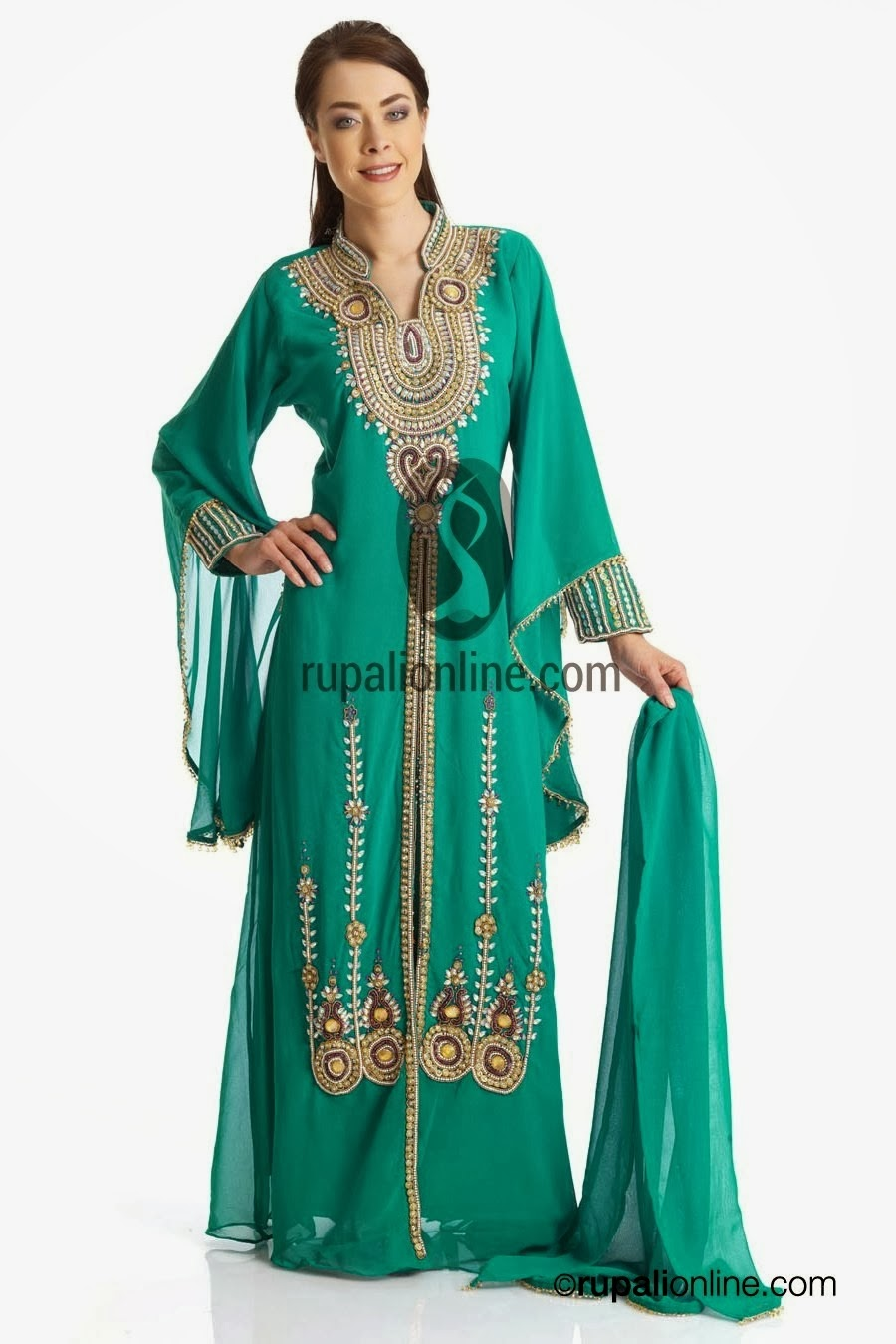 Indian Farasha and Maxi Collection 2013-2014 | Fashion in New Look