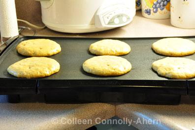 Col Reads: Weekend Cooking: Sweet Potato Pie Pancakes